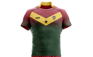 Ghana Rugby League Jersey - Green