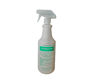 Hydrolyte 1-Quart Spray Bottle Case (Case = 4x1qt Bottles) - HydrolyteSupplies.com
