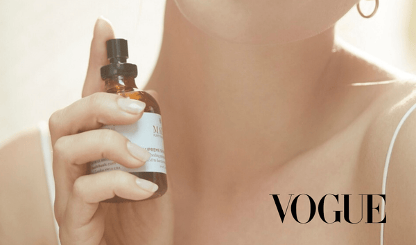 Supreme Skin Rose Mist Featured in Vogue