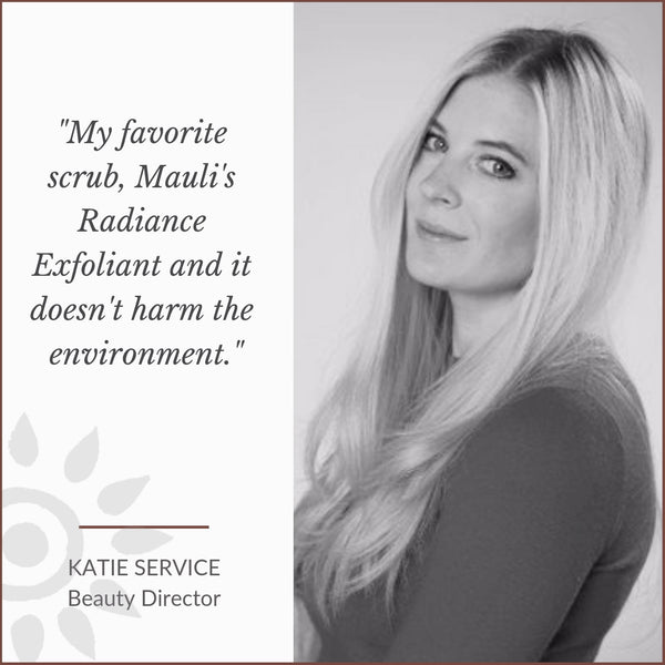 Katie Service Beauty director loves Mauli rituals, ayurveda inspired Beauty Brand