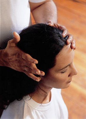 Grow Strong Indian Head Massage – Ayurvedic Beauty Inside and Out