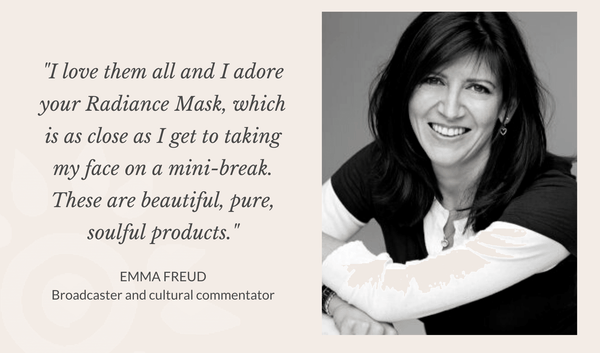 Emma Freud loves Mauli Rituals