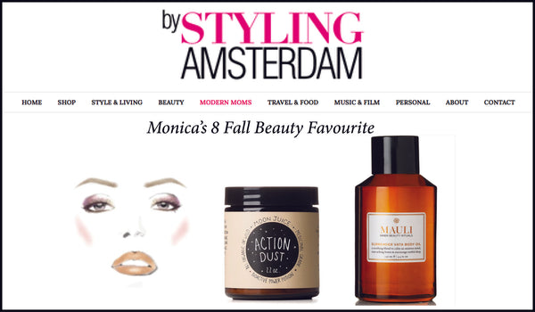 Mauli Rituals Surrender Body Oil By Styling Amsterdam