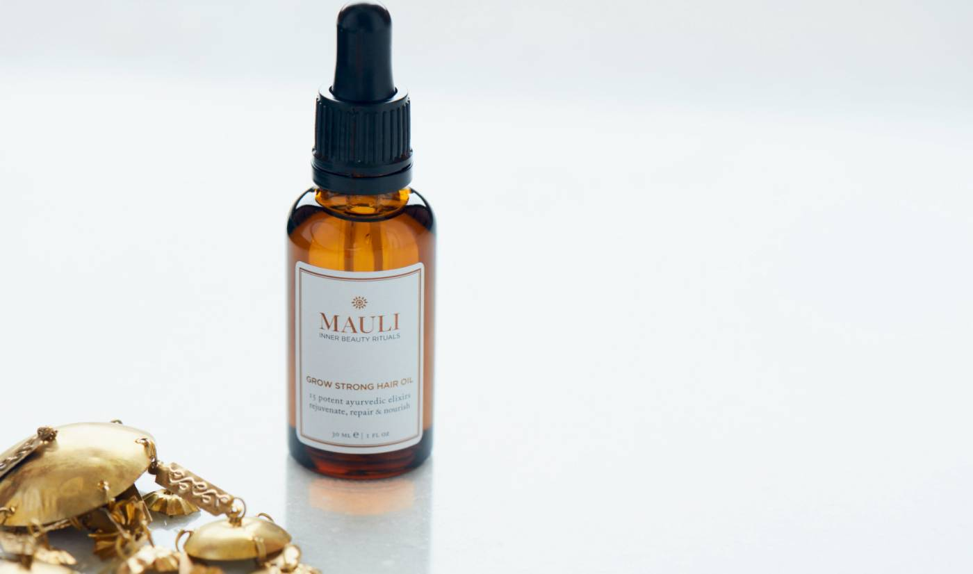 Mauli Rituals Beard Oil in The Independent Indy Best