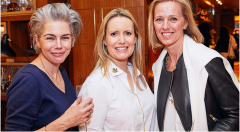 women chapter. talk inspiring women in business for a natural beauty brand