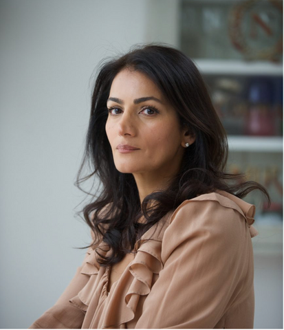 Co founder of Mauli Rituals - Anita shares her wellbeing and business tips