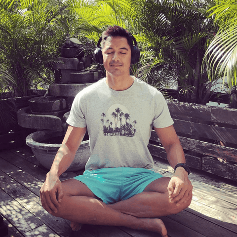 Marc Nelson for a mindful life