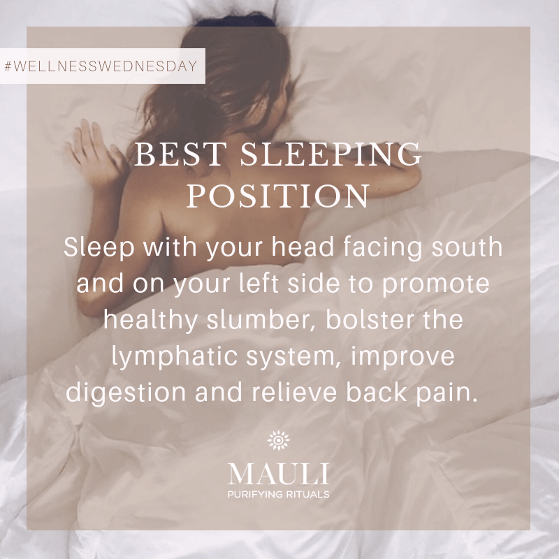 Ayurveda's Best Sleeping Position