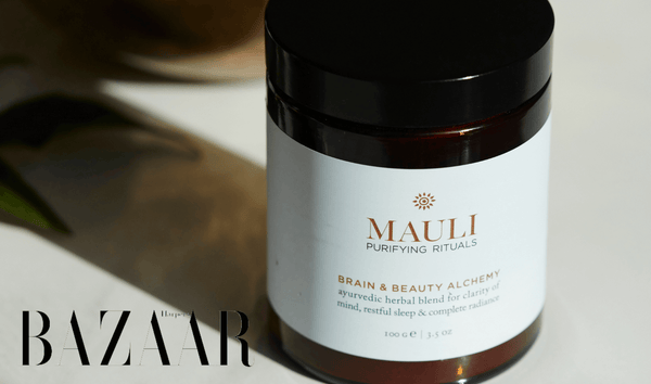 Mauli Rituals featured in Harper Bazar May 2020