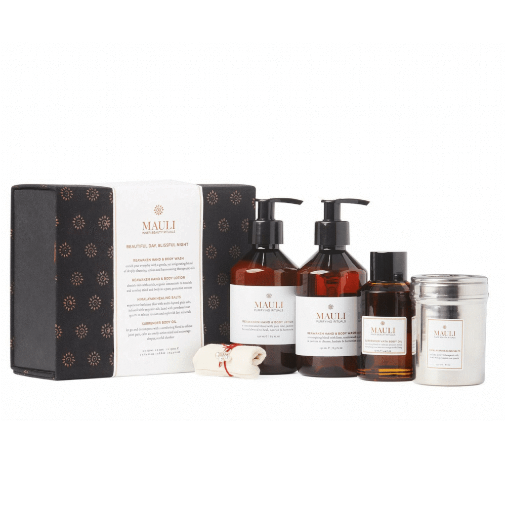 Blissful Night gift box featured in The Daily Telegraph's gift guide
