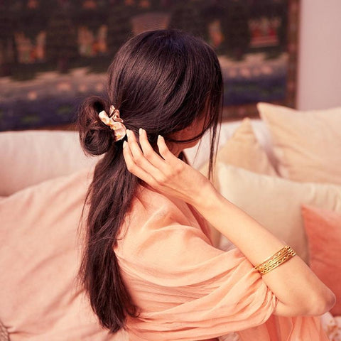 benefits of silk for hair