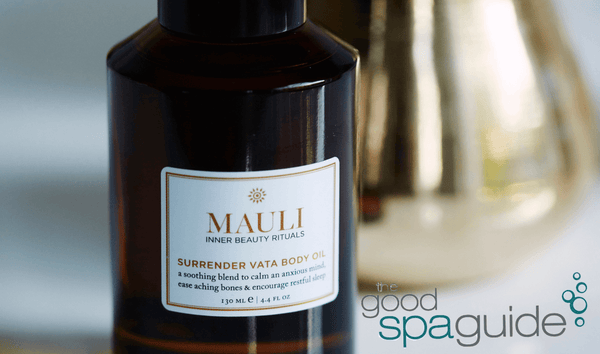 Mauli Rituals featured in the Good Spa Guide 2020