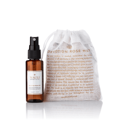 100% Natural Rose Meditation Mist to Spray on your yoga mat