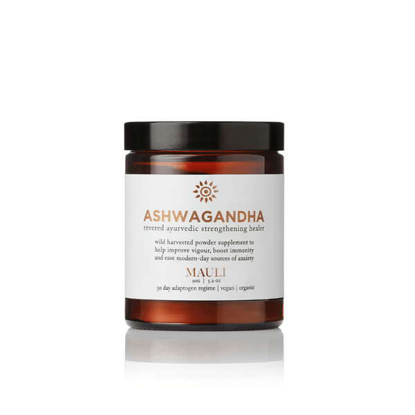 Organic Ashwagandha Adaptogen Booster to Ease Stress