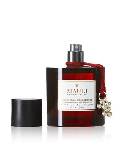 Mauli Sacred Union Scent and Dry Oil
