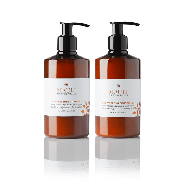 Grow Strong Shampoo & Conditioner for just £58
