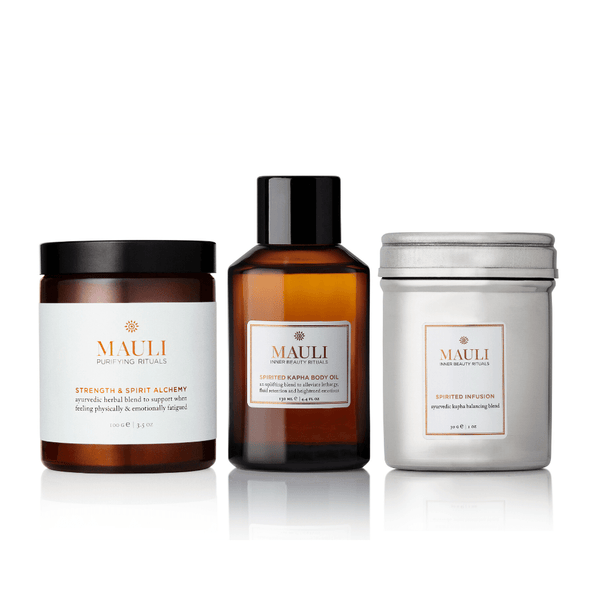 Kapha Wellness Set