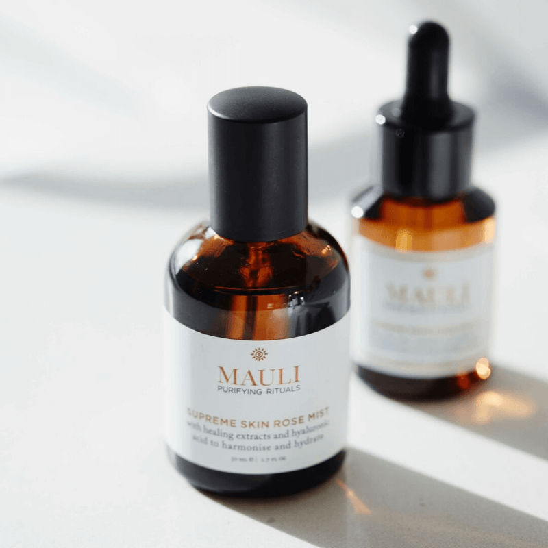 Supreme Skin Collection by Mauli Rituals