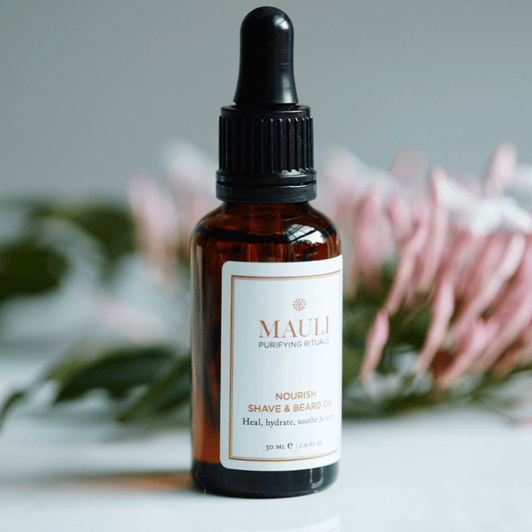 Nourish Post-Shave & Beard Oil