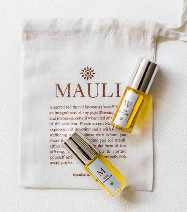 Mauli M. Fragrance Oil For Men