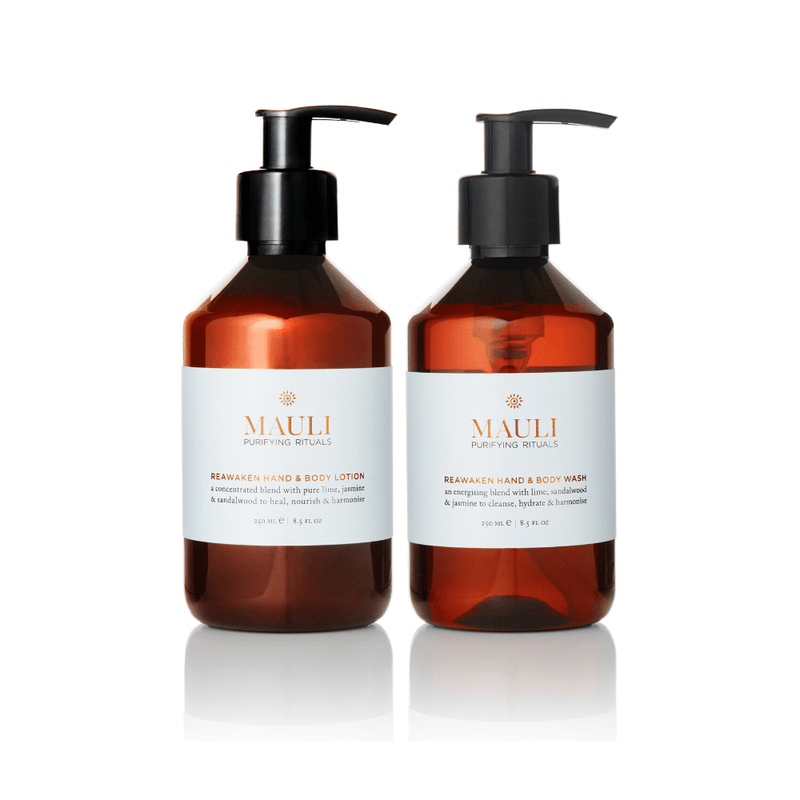 Natural Sanitiser hand wash & hand cream