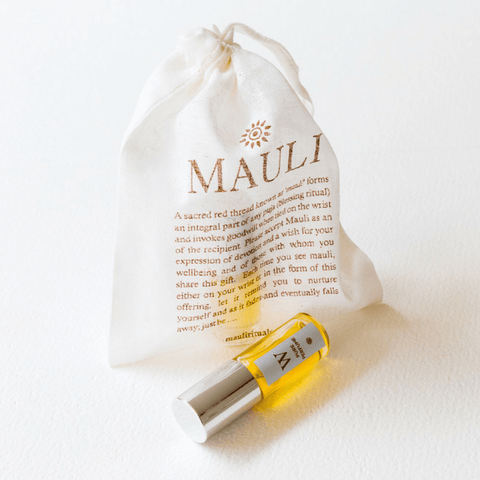 W. Pure Perfume Oil for Women | Mauli Rituals