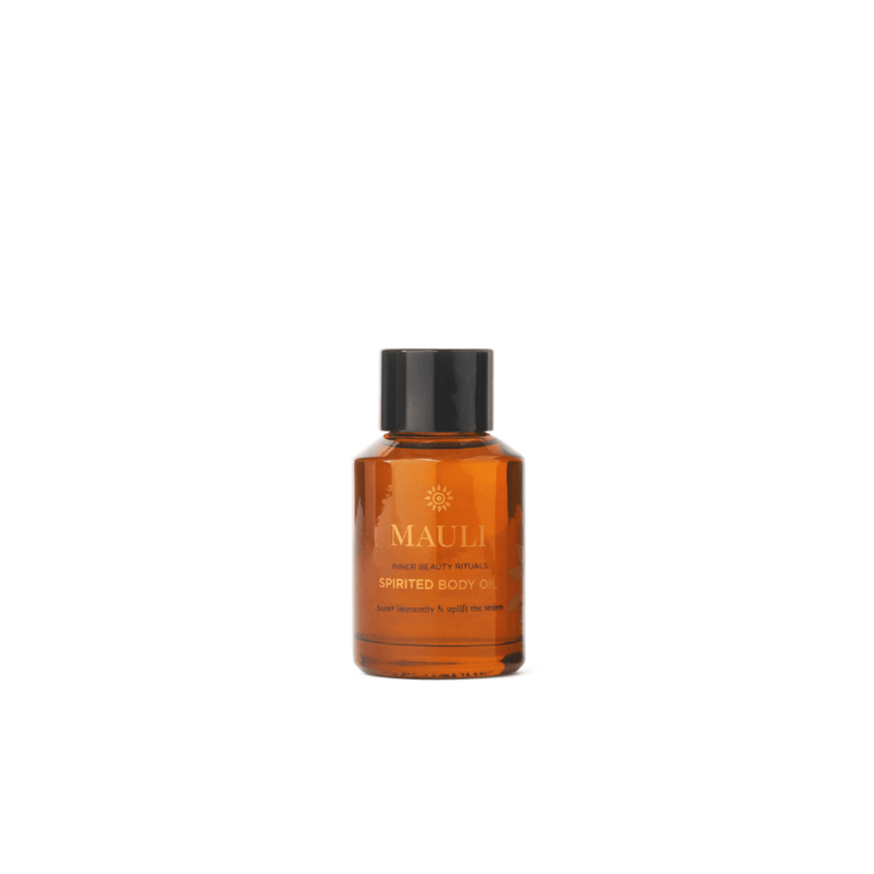 Spirited Kapha Body Oil