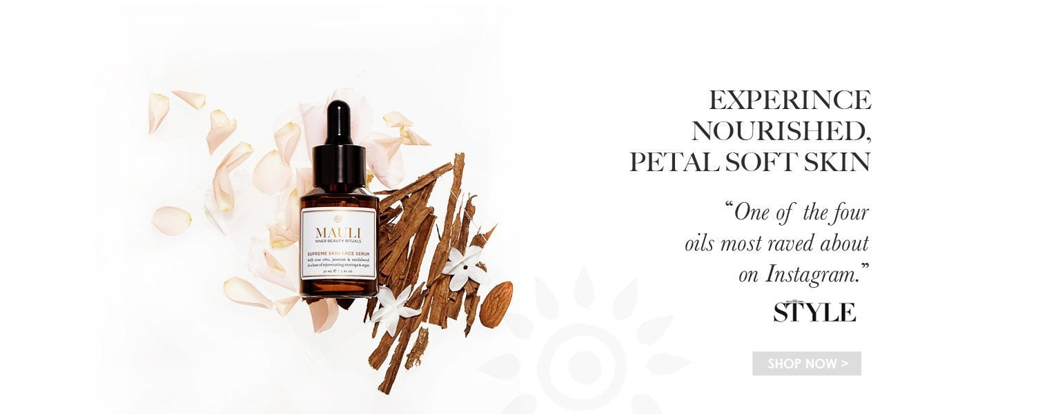 Mauli Sacred Union Scent and Dry Oil available from maulirituals.com