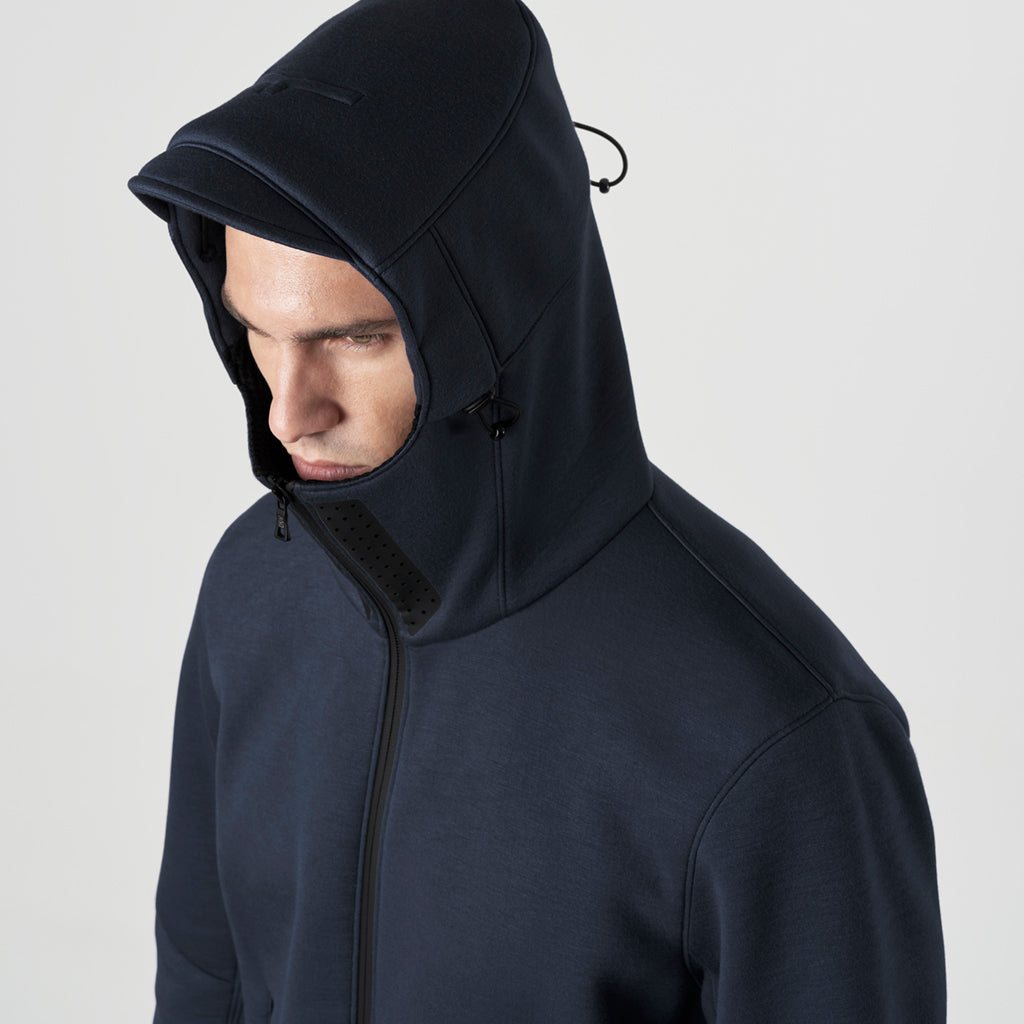 SCUBA HOODY FLEECE