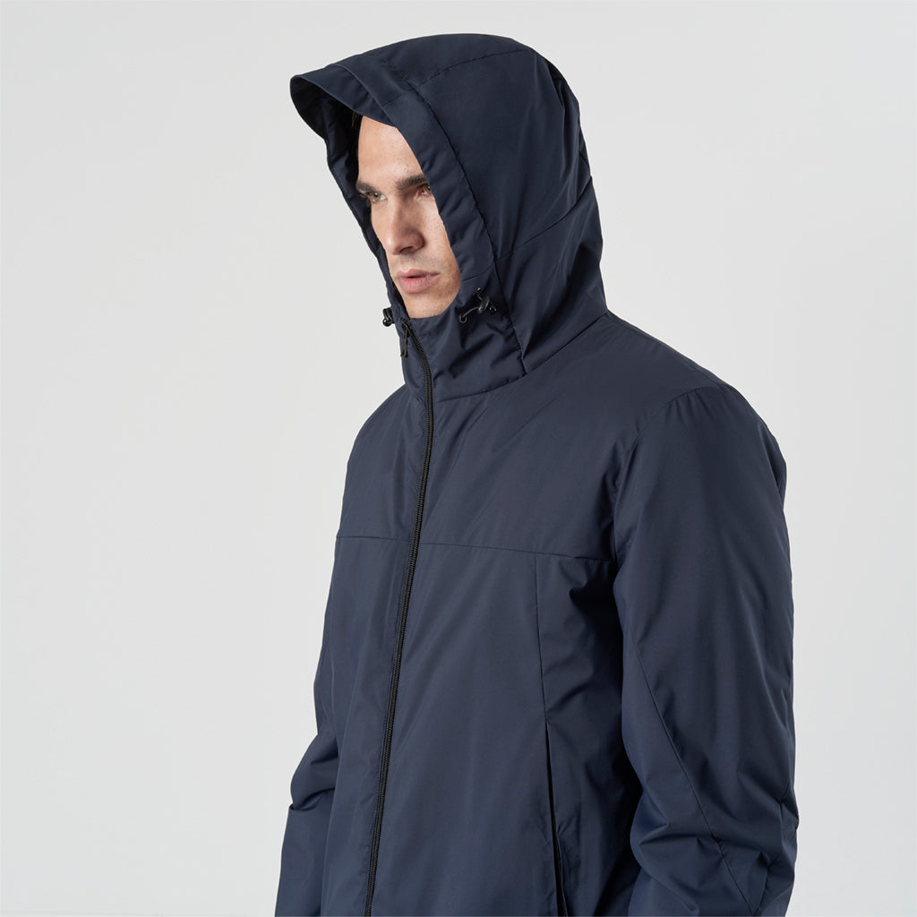 ECO INTELLIGENT INSULATED HOODY JACKET