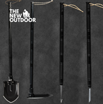 Volcano Pro Shovel - THE NEW OUTDOOR