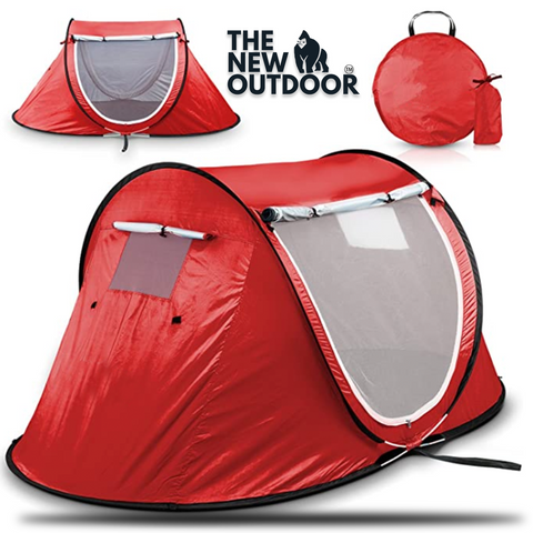 The New Outdoor Tent