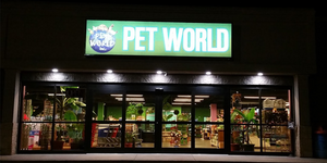 Pet World Lawrence Online Local Storefront