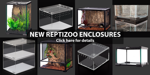 Pet World Inc. Lawrence Experience Reptizoo Terrariums and Habitats check out our new enclosures