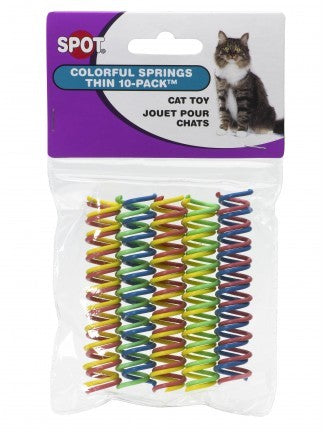 Ethical Products Spot Colorful Springs Thin 10pk