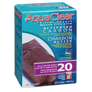 AquaClear 20 (Mini) Act. Carbon Insert
