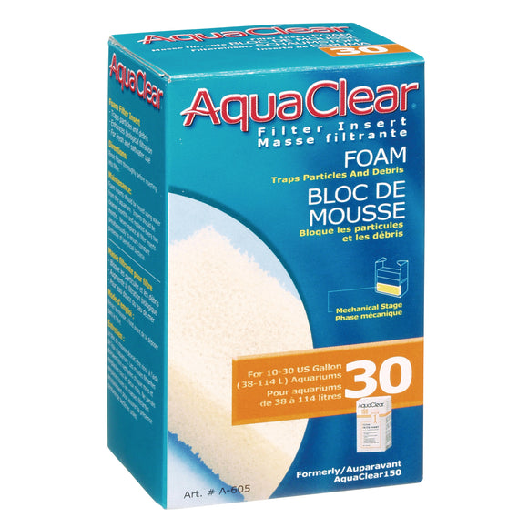 AquaClear 30 (150) Foam Filter Insert