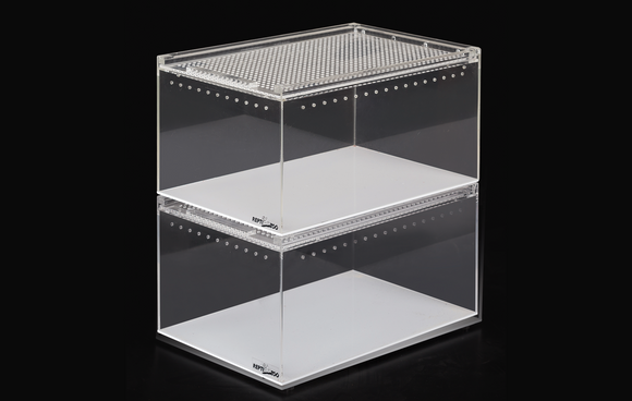 Reptizoo | Crystal Acrylic Enclosures | 5 Models