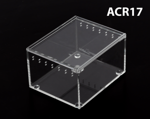 Reptizoo | Crystal Acrylic Enclosures | 4 Models