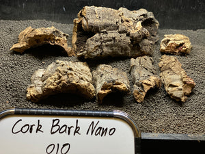 Nano Corkbark | 3/4 lb. Selected | #010