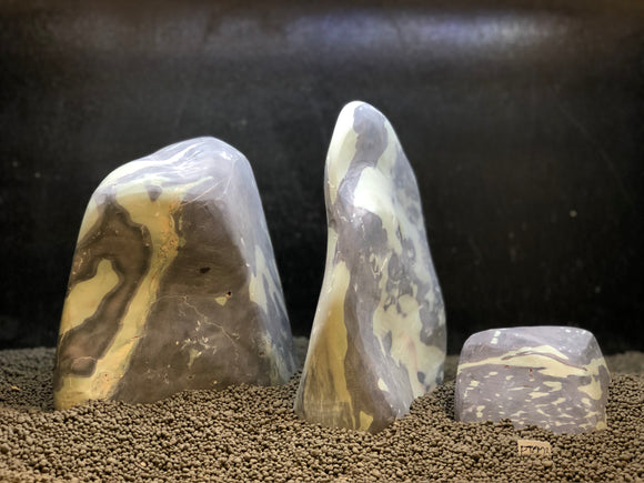Purple Jade Rock | 10 lbs. Selected | #003