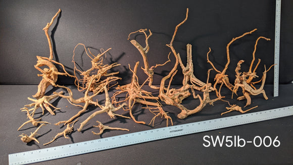 Spiderwood | 5 lbs. Selected | #006