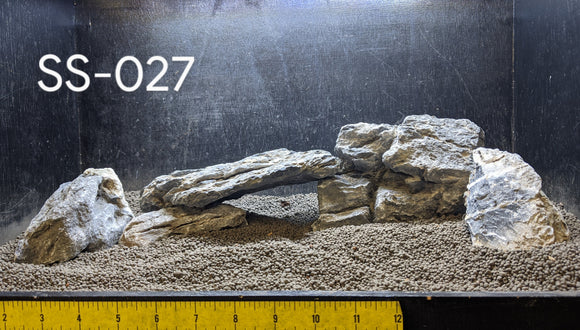 Seiryu Stone | 10 lbs. Selected | #027