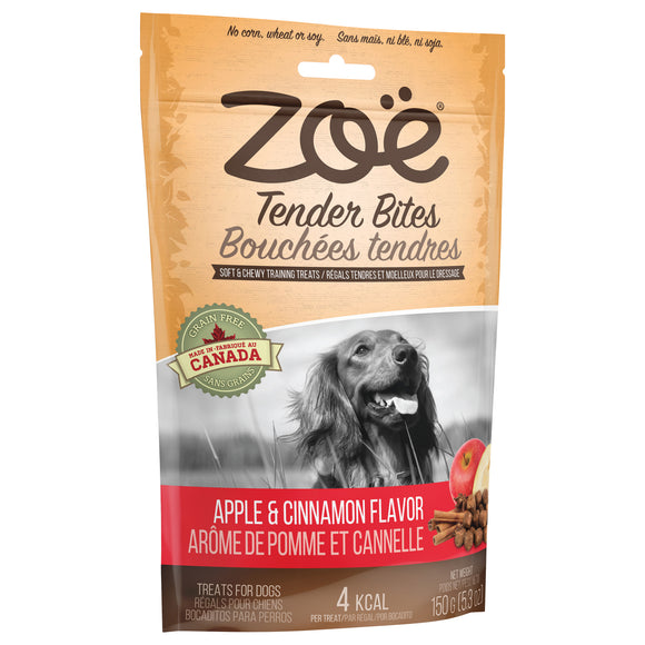 Zoe Tender Bites Apple & Cinnamon 5.6oz