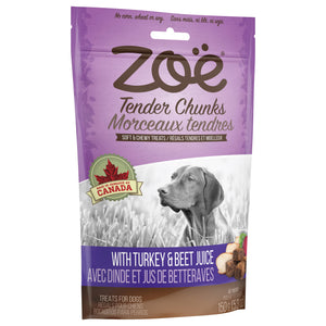 Zoe Tender Chunks Turkey & Beets 5oz