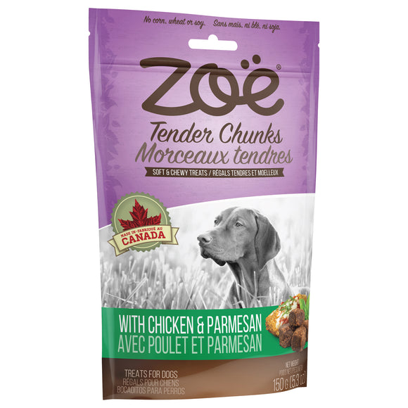 Zoe Tender Chunks Chicken&Parmesan 5oz