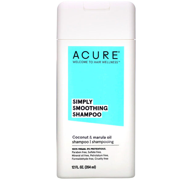 Acure Simply Smoothing Shampoo – 354ml