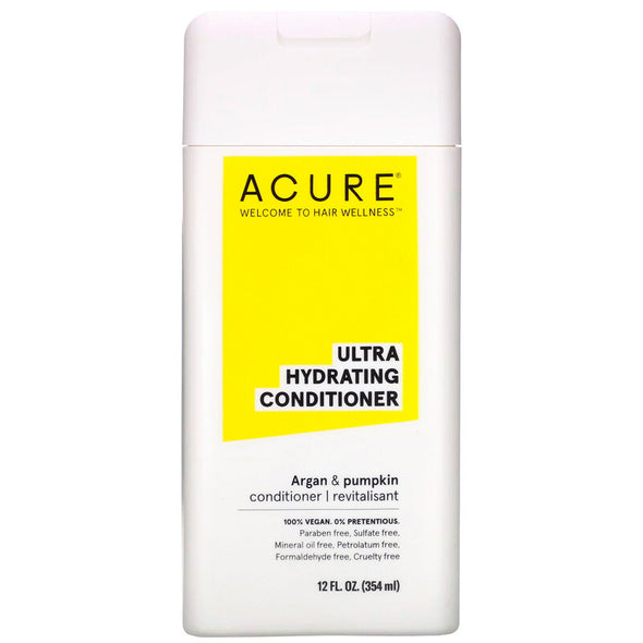 Acure Ultra Hydrating Conditioner – 354ml