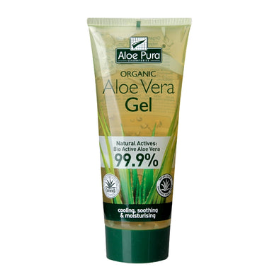 Aloe Pura - Aloe Vera Gel 99.9% Pure - 200ml - Raw Cottage