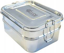 Cheeki - Lunch Box Double Stacker - 1 Litre - Raw Cottage